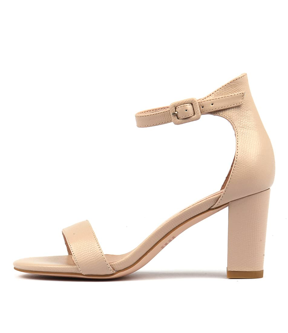 Buy Mollini Gessie Nude Heeled Sandals online with free shipping