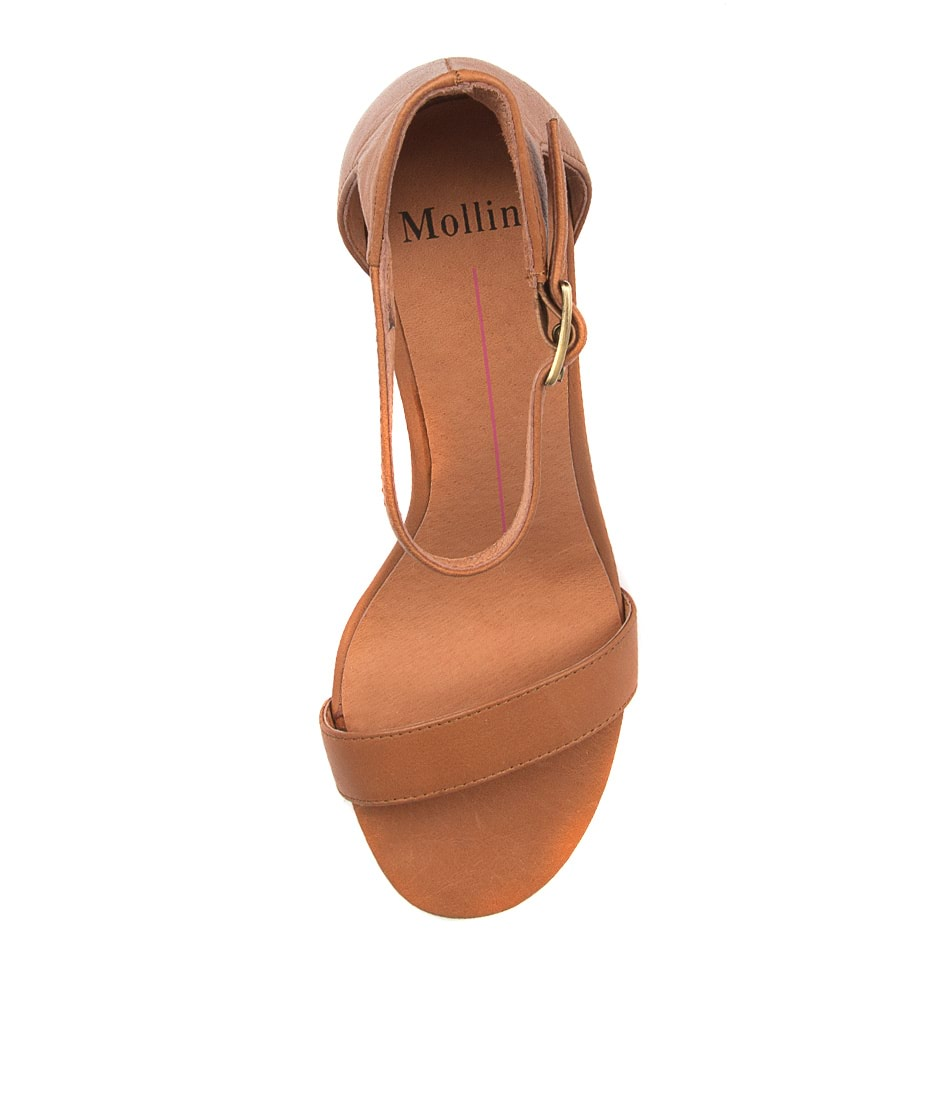 New-Mollini-Gessie-Womens-Shoes-Casual-Sandals-Heeled thumbnail 25