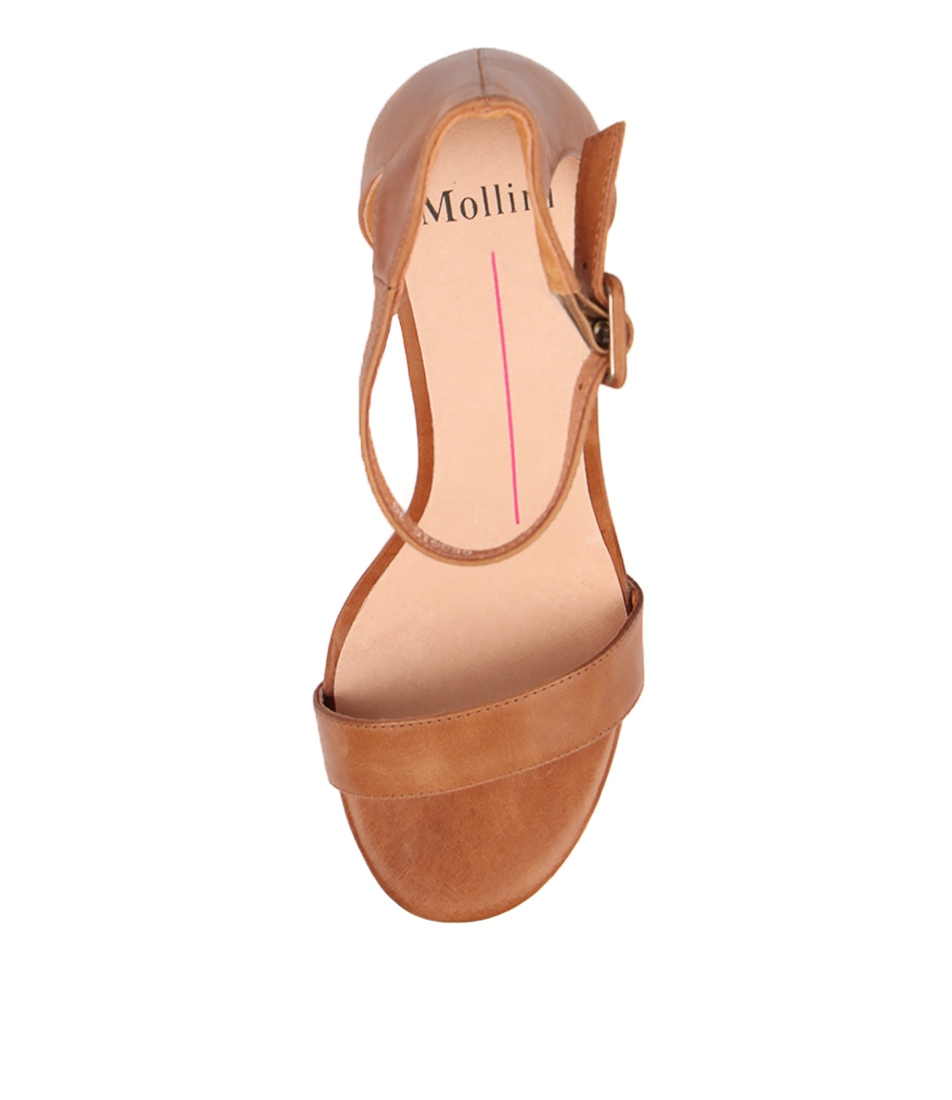 New-Mollini-Gessie-Womens-Shoes-Casual-Sandals-Heeled thumbnail 30
