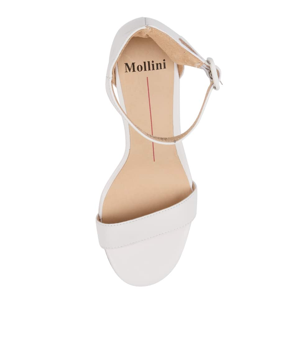 New-Mollini-Gessie-Womens-Shoes-Casual-Sandals-Heeled thumbnail 45