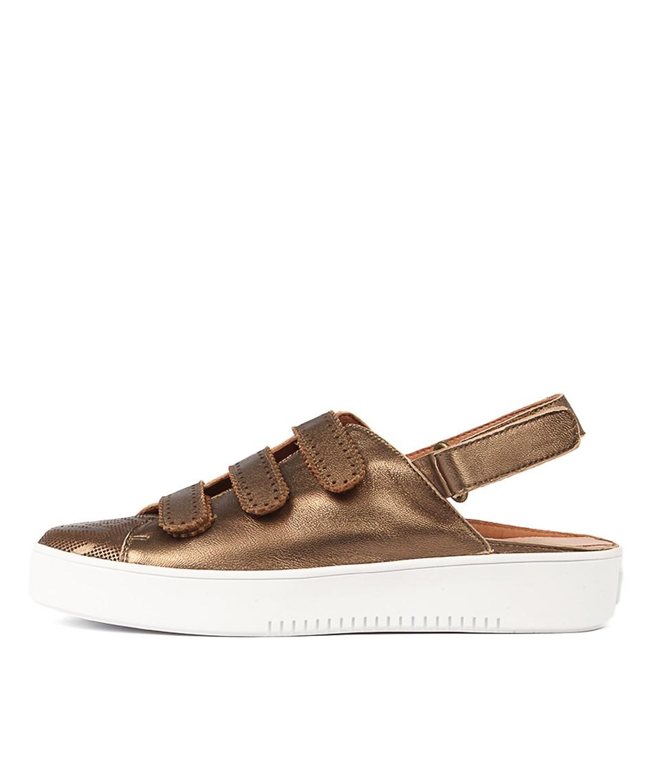 Mollini Lisker Bronze Sneakers