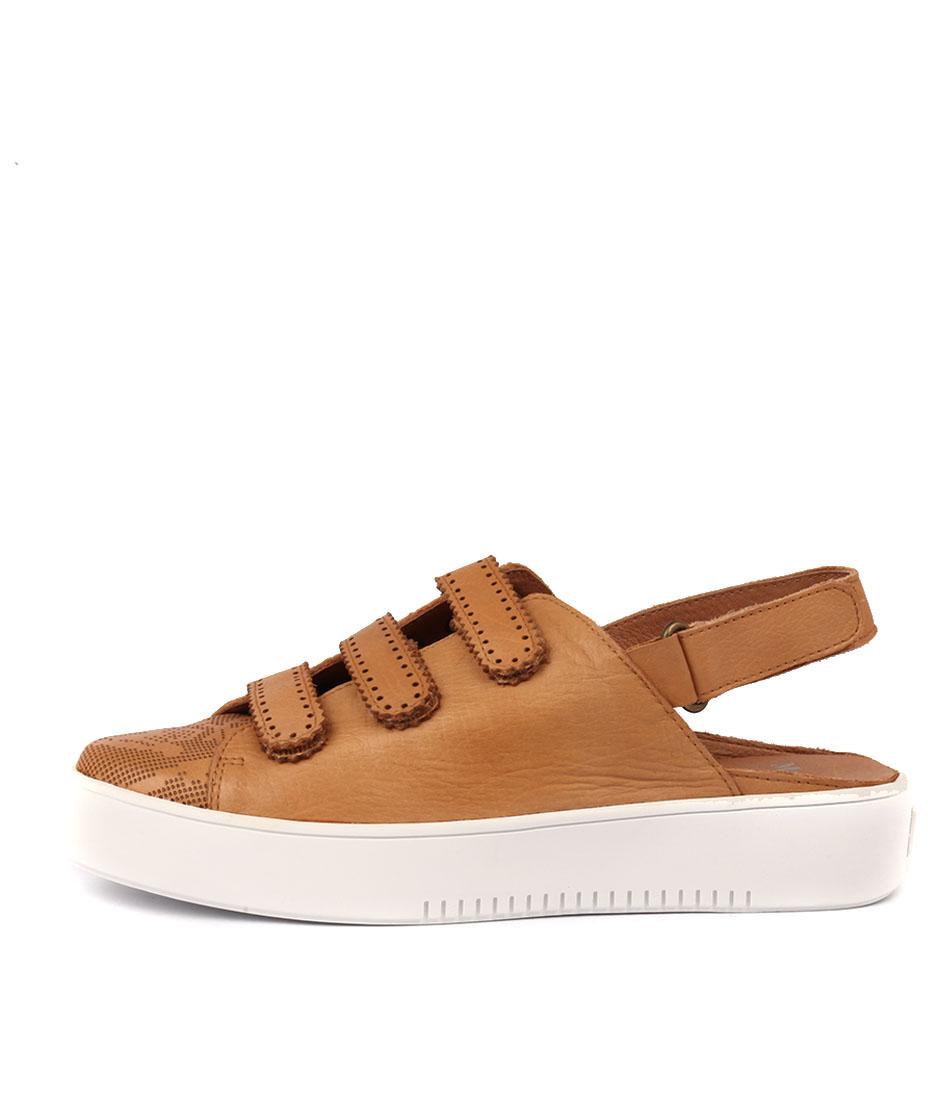 Mollini Lisker Tan Sneakers