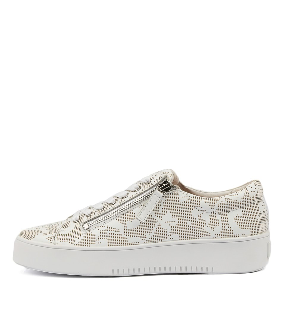 Mollini Loddy White Sneakers