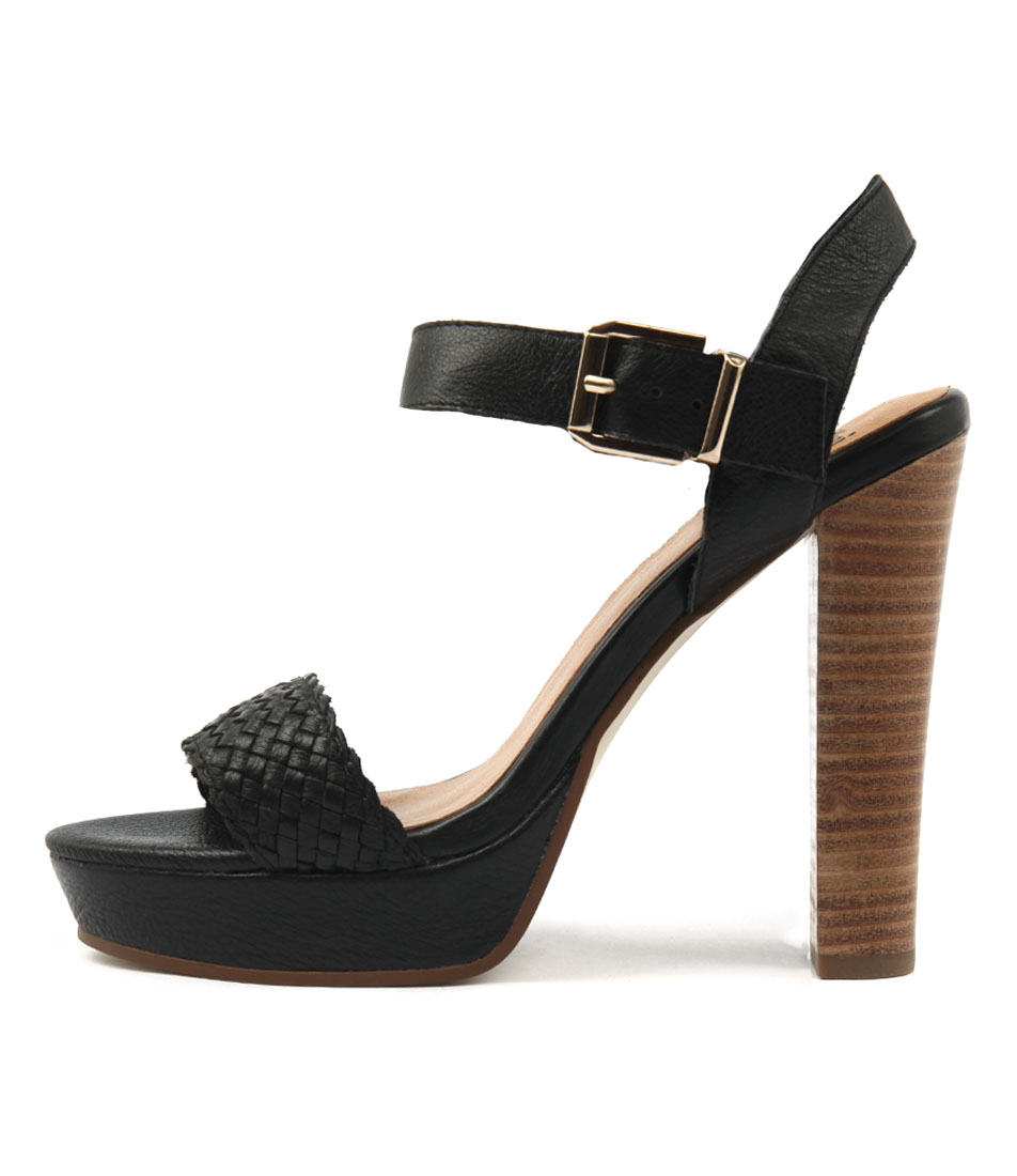Buy Mollini Martynis Black Heeled Sandals online with free shipping