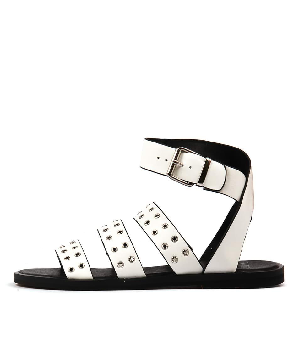 Mollini Voleta White Sandals