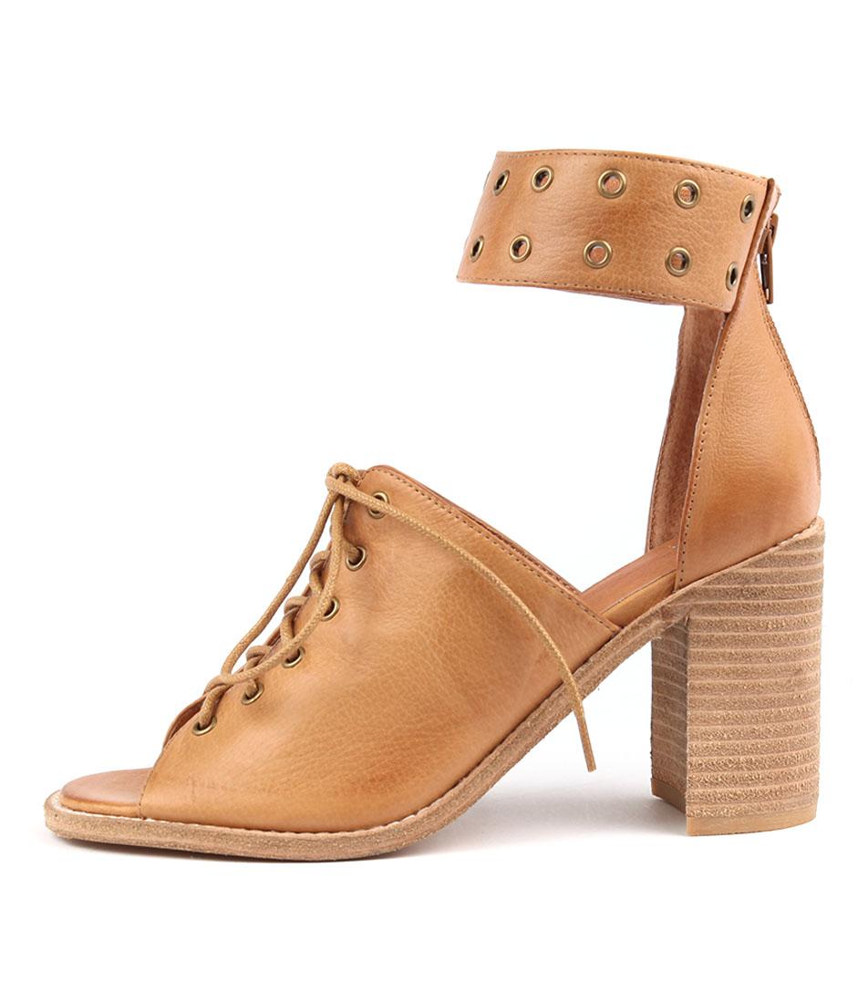 Mollini Jinar Tan Heeled Sandals