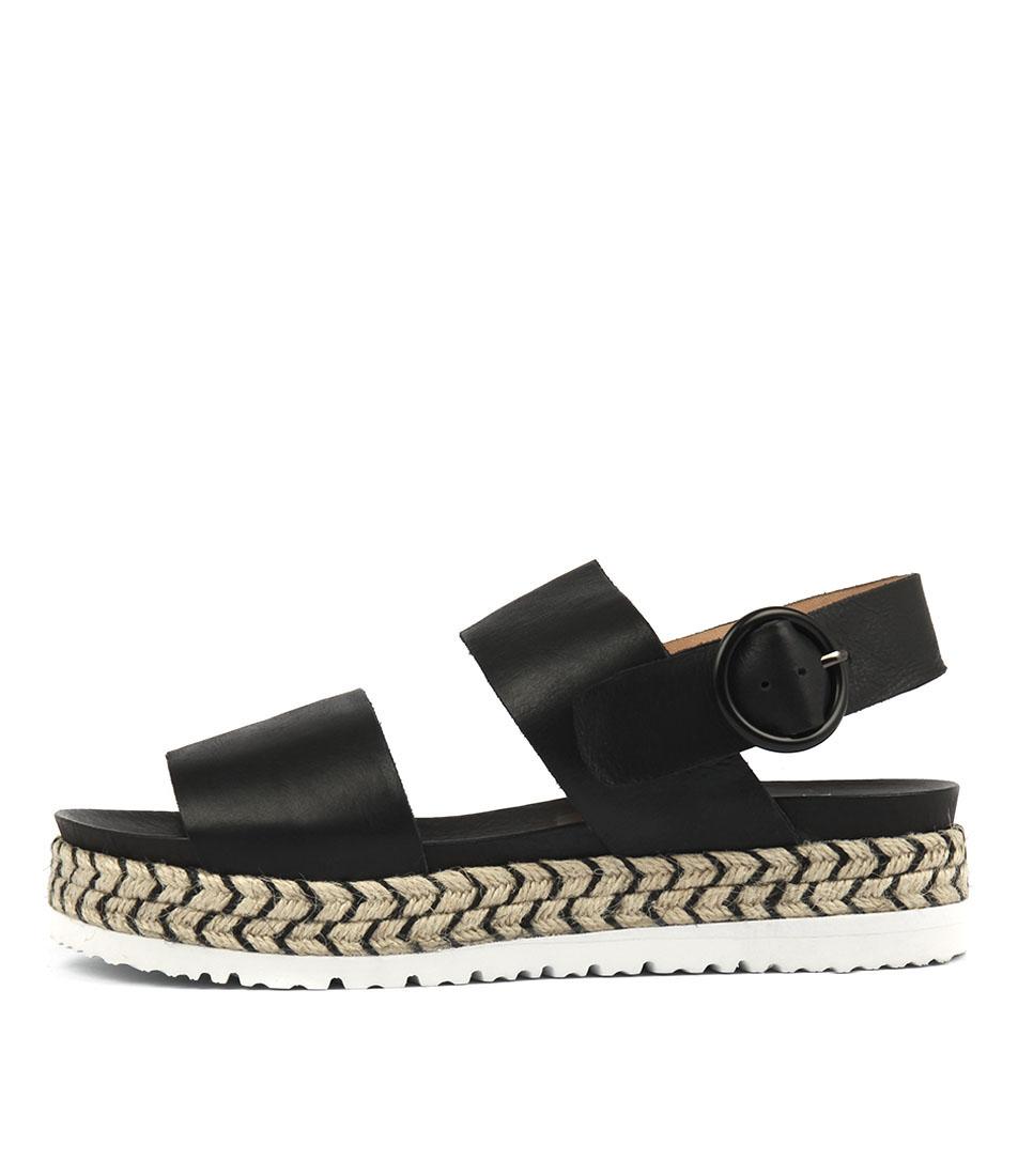 Mollini Joseph Black Sandals