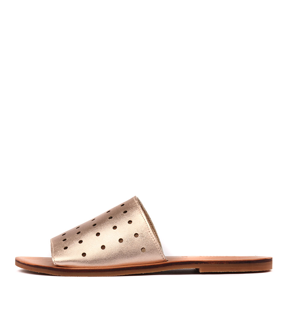 Mollini Oops Rose Gold Sandals