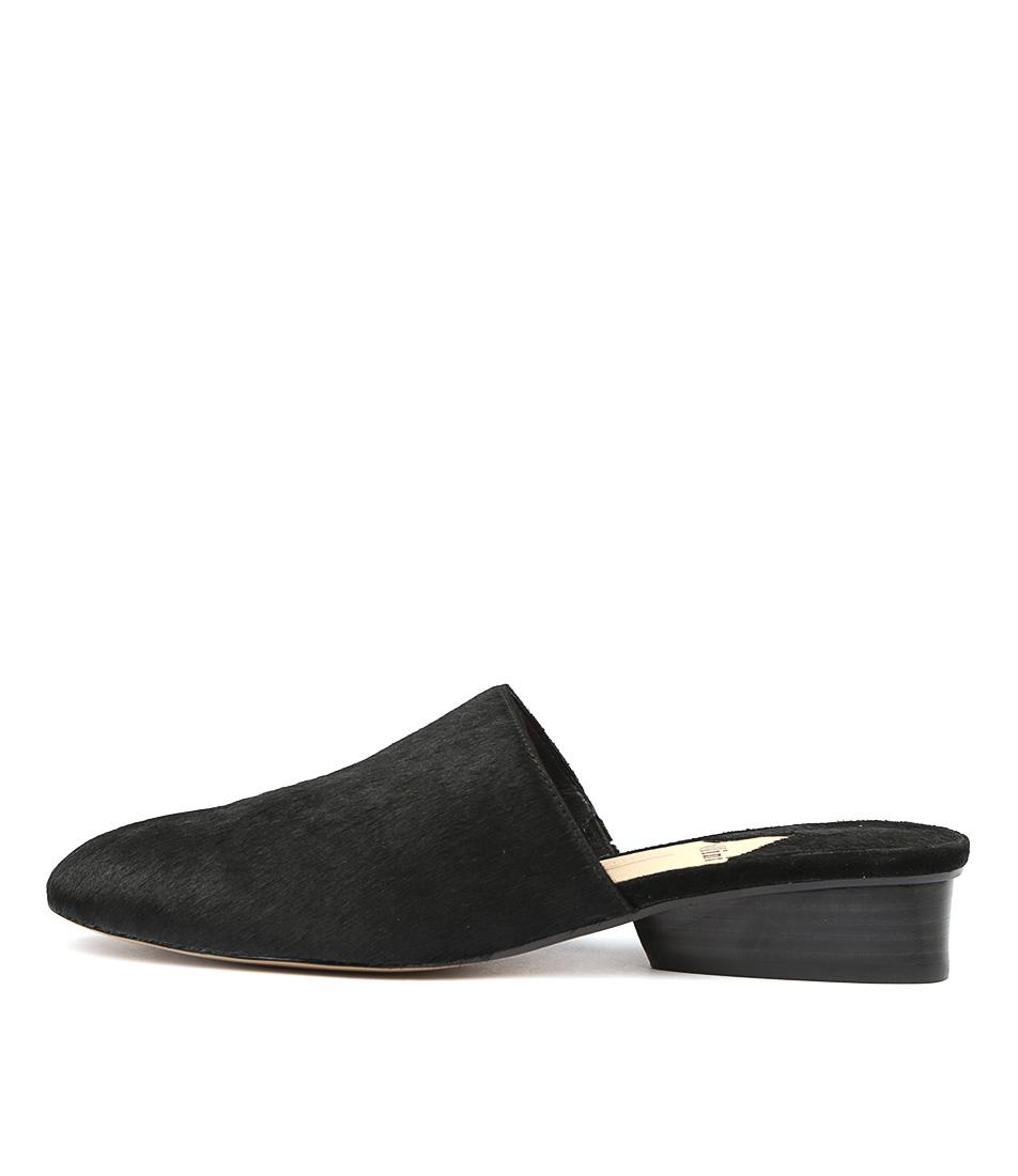 Mollini Anoup Black Heeled Shoes