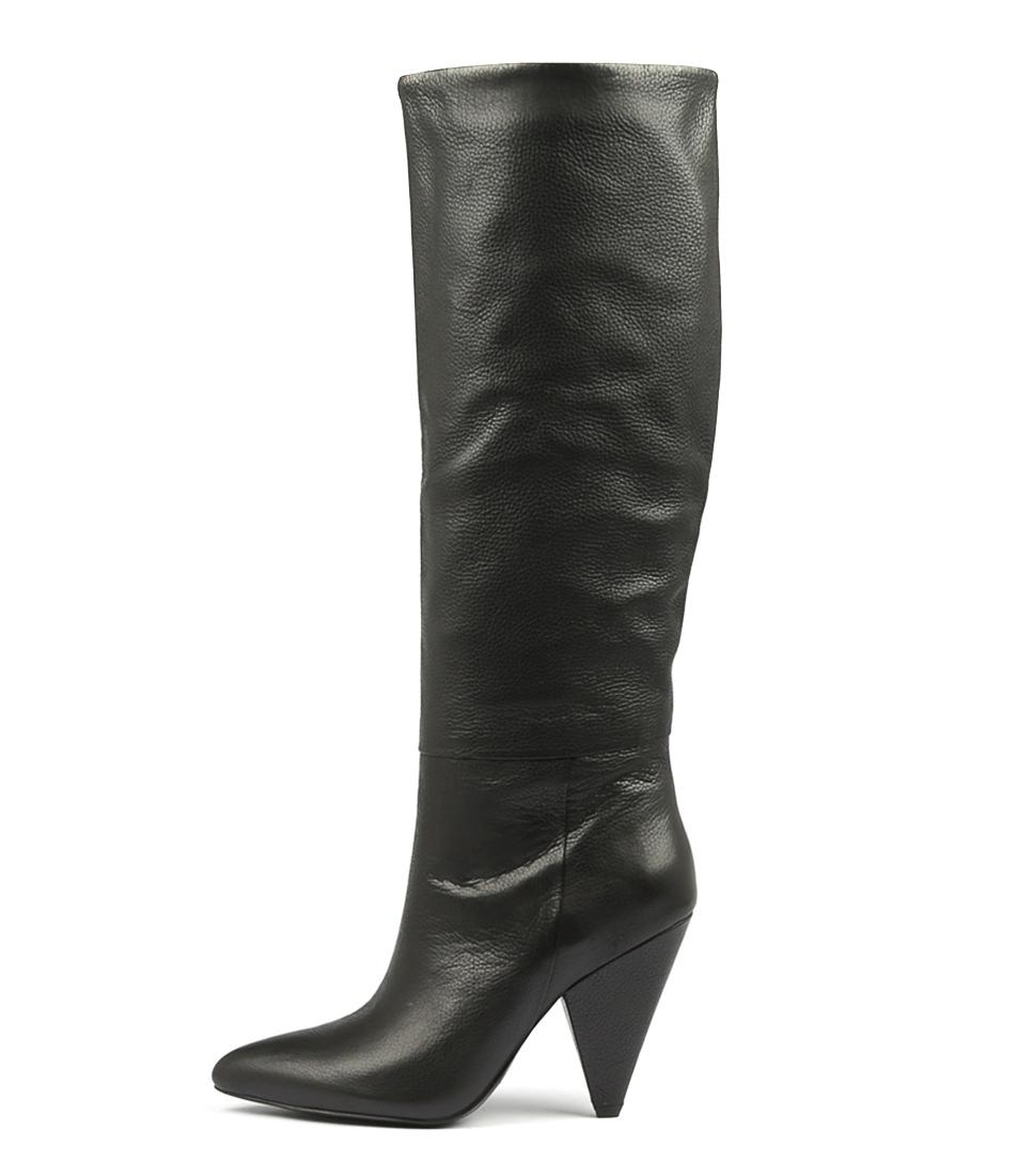 Mollini Astley Black Dress Long Boots