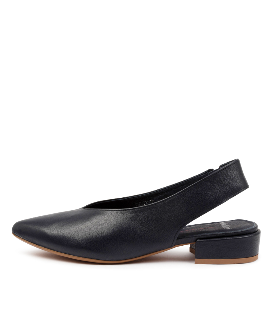 Buy Mollini Emmit Navy Flats online with free shipping