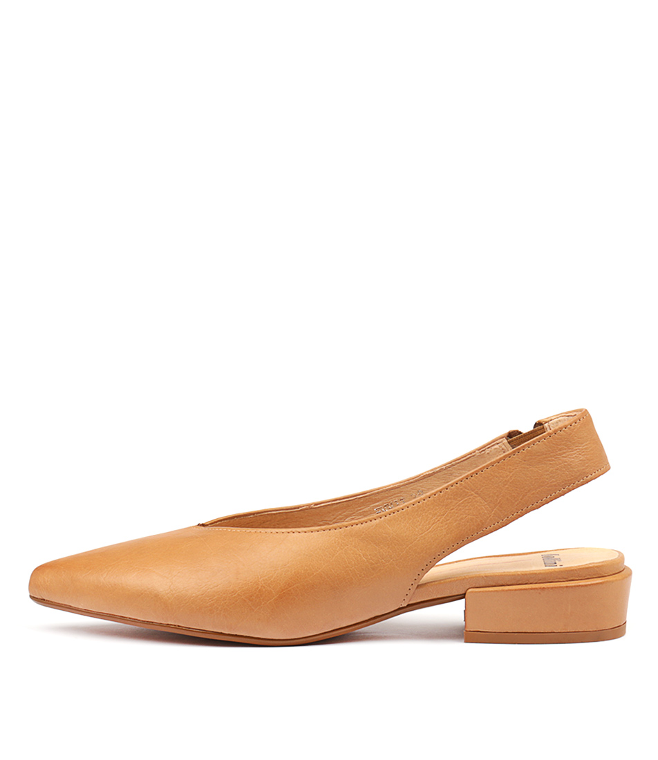 Buy Mollini Emmit Dk Tan Flats online with free shipping