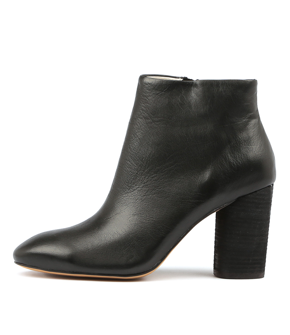 Photo of Mollini Erland Black Ankle Boots womens shoes