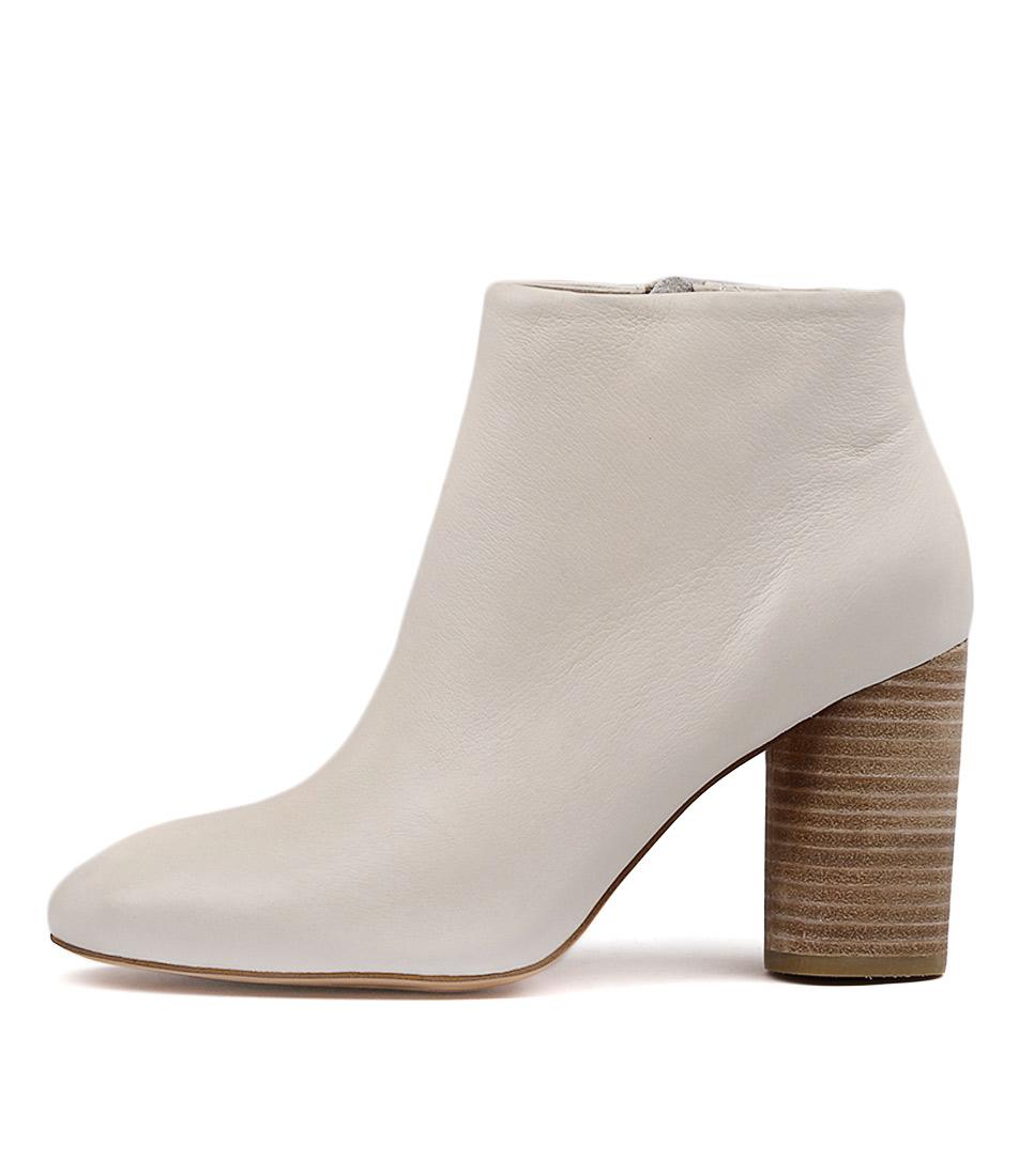 Mollini Erland Chalk Ankle Boots