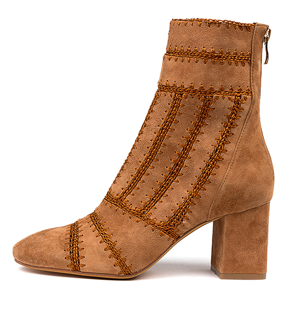 Buy Mollini Shuffle Desert Dress Ankle Boots online with free shipping