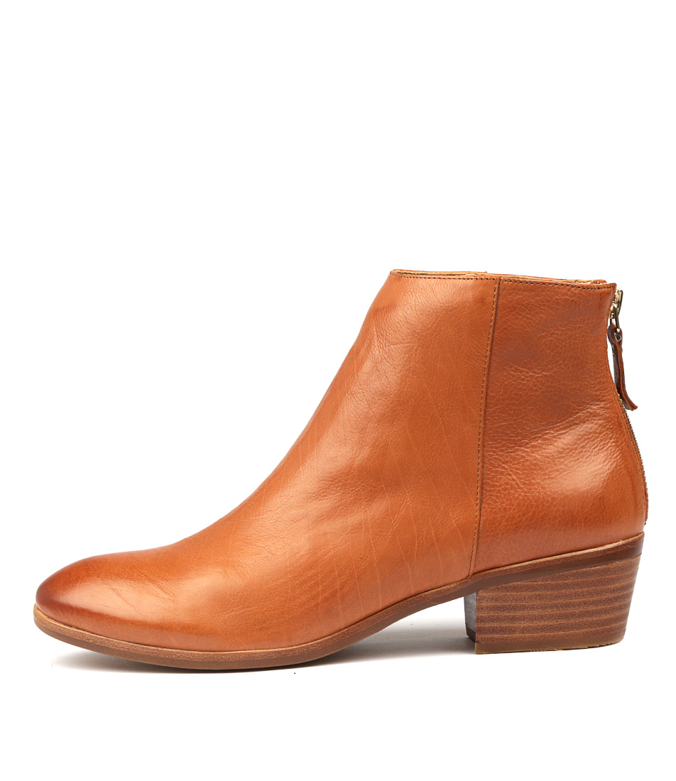 Buy Mollini Sichas Tan Ankle Boots online with free shipping