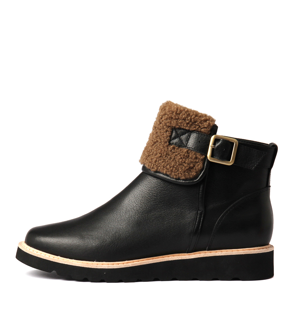 Buy Mollini Tevere Black Ankle Boots online with free shipping