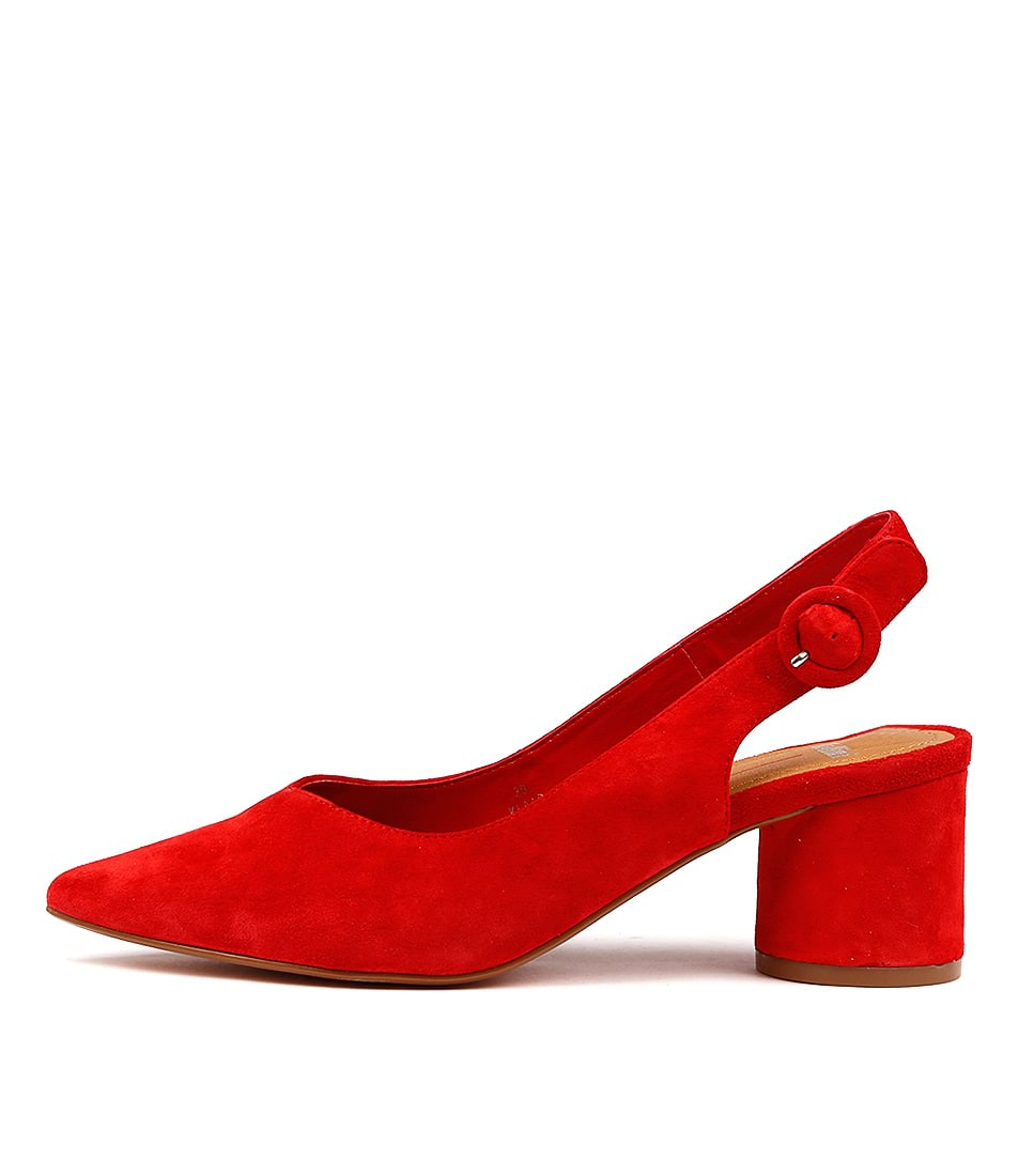 Buy Mollini Klaas Red High Heels online with free shipping