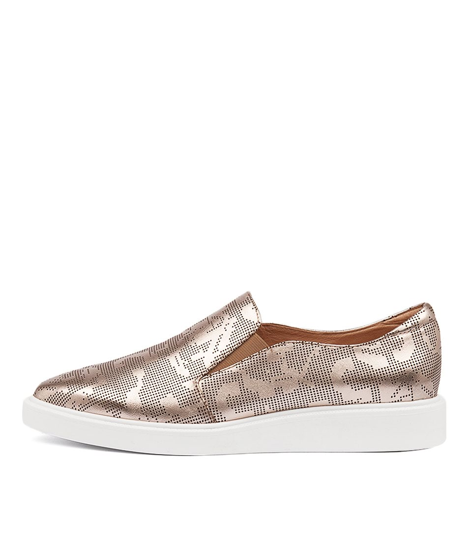 Mollini Darry Rose Gold Sneakers