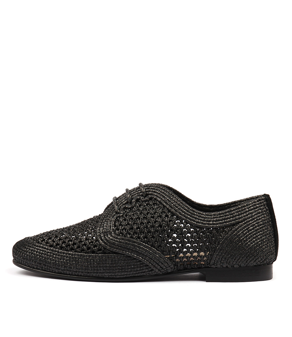 Buy Mollini Roxford Black Flats online with free shipping