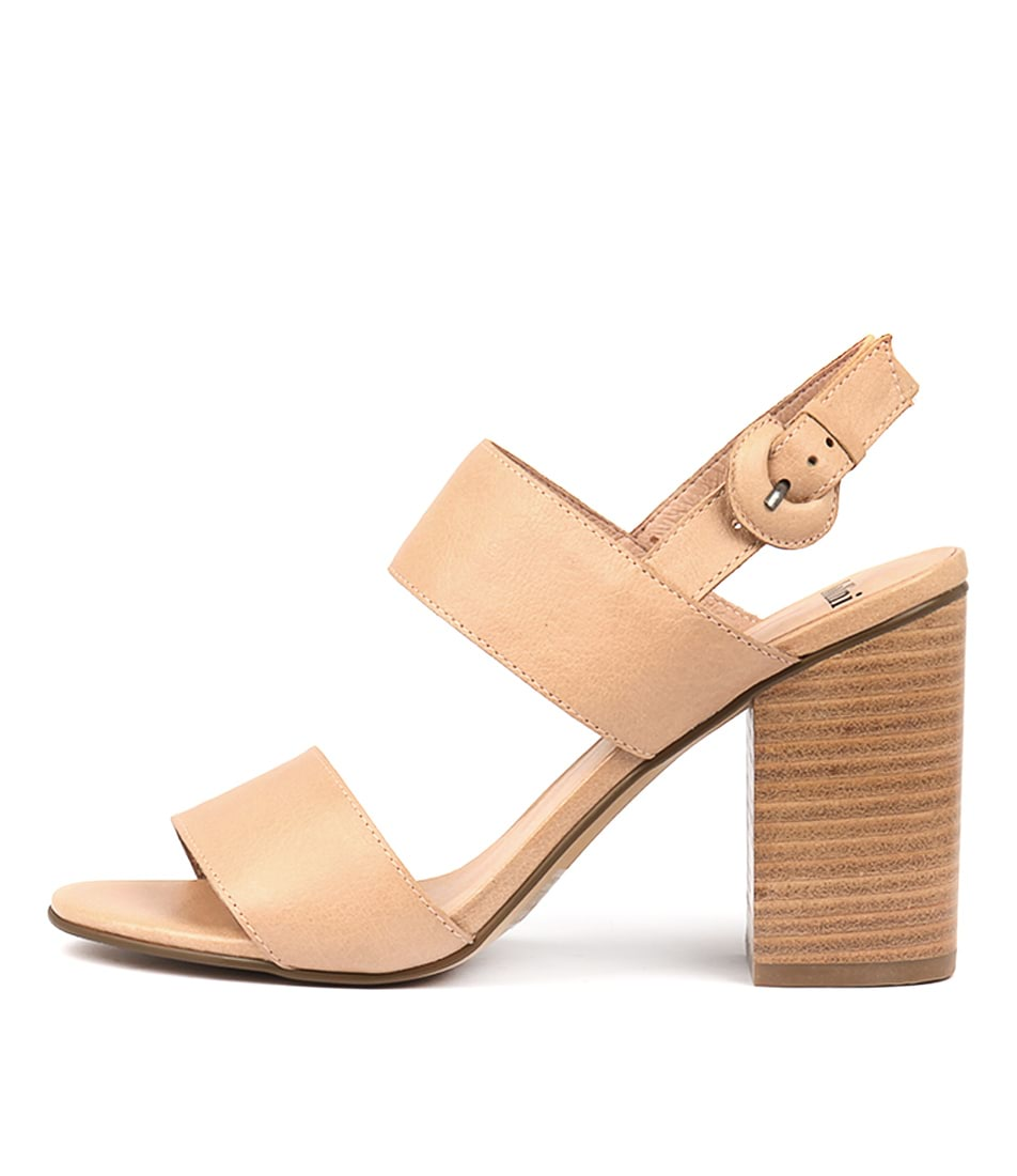 Buy Mollini Oline Latte Heeled Sandals online with free shipping