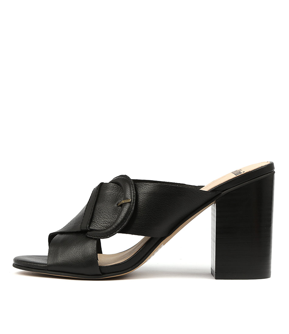 Buy Mollini Osie Black Heeled Sandals online with free shipping