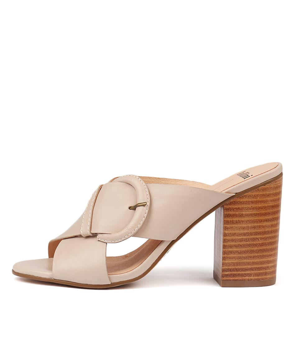 Buy Mollini Osie Nude Heeled Sandals online with free shipping