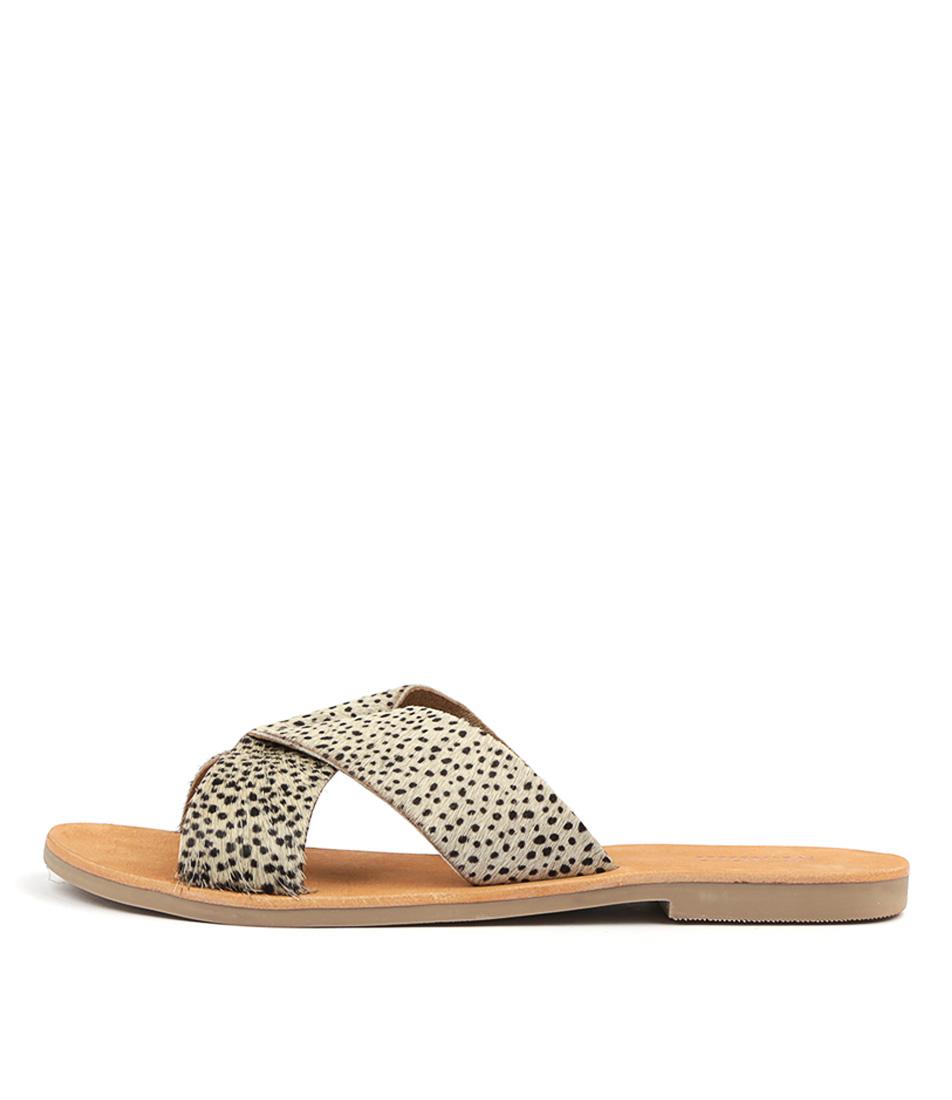 Mollini Hannah Mo Cheetah Sandals