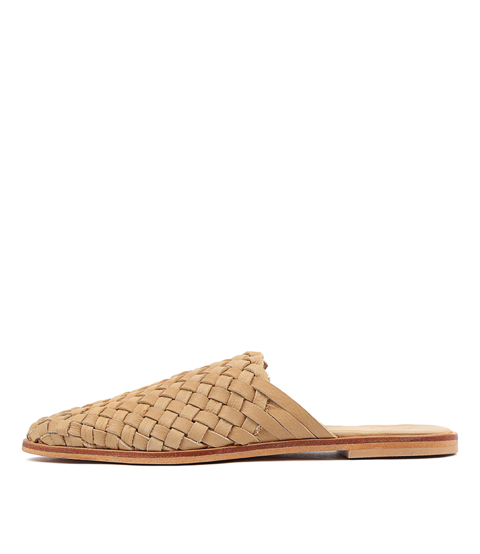 Buy Mollini Luella Mo Tan Flats online with free shipping