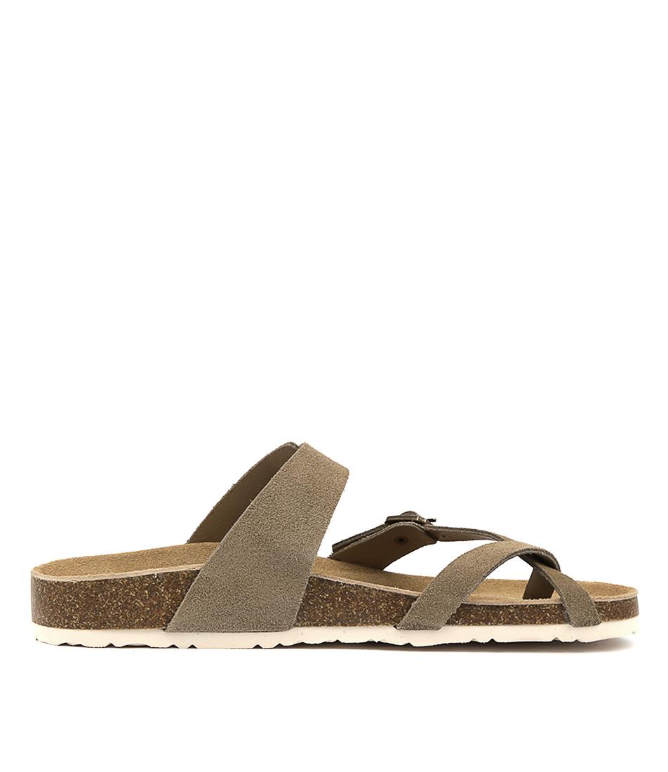 New-Mollini-Rahaha-Womens-Shoes-Casual-Sandals-Sandals-Flat