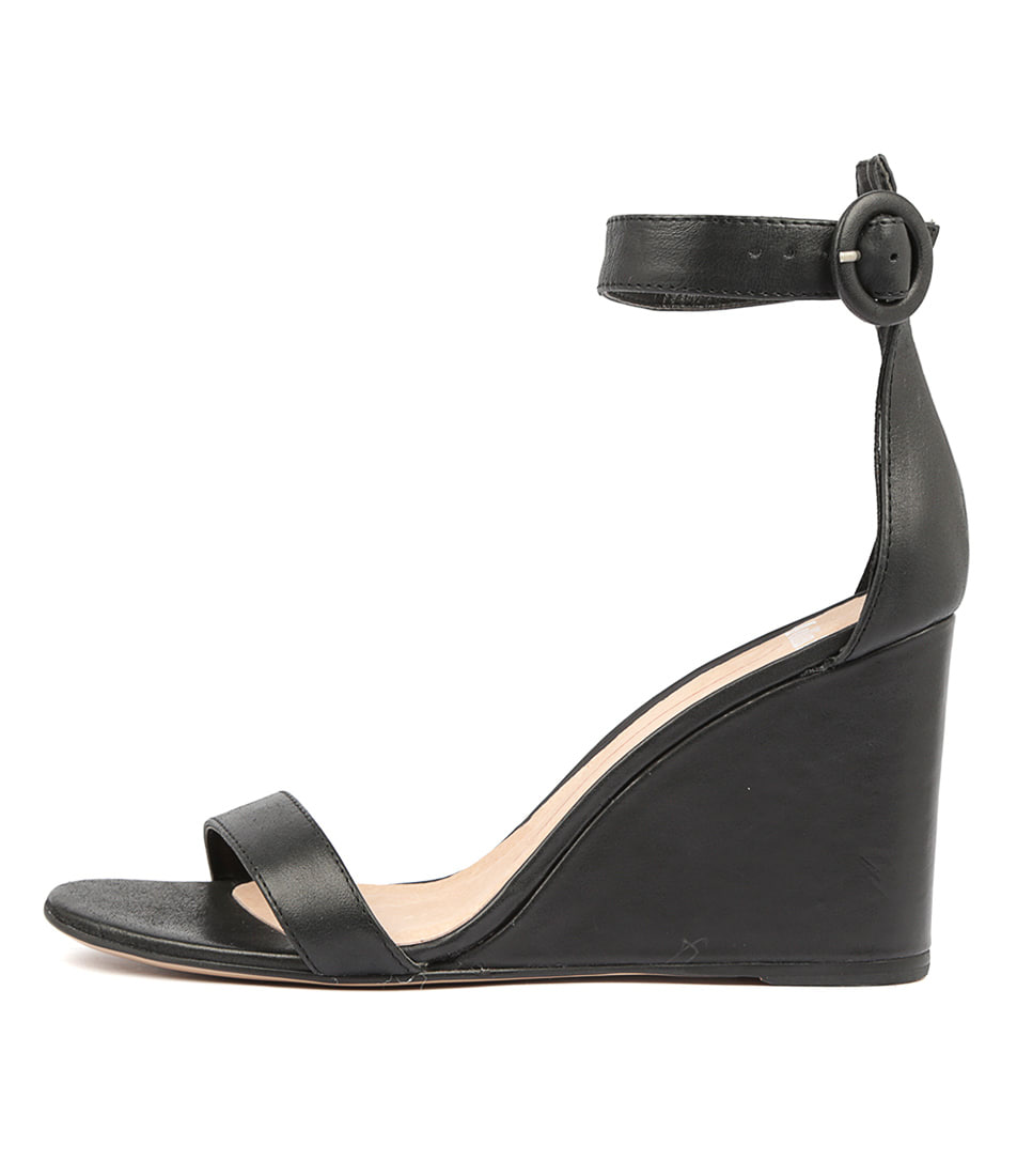 Buy Mollini Elysian Black Heeled Sandals online with free shipping