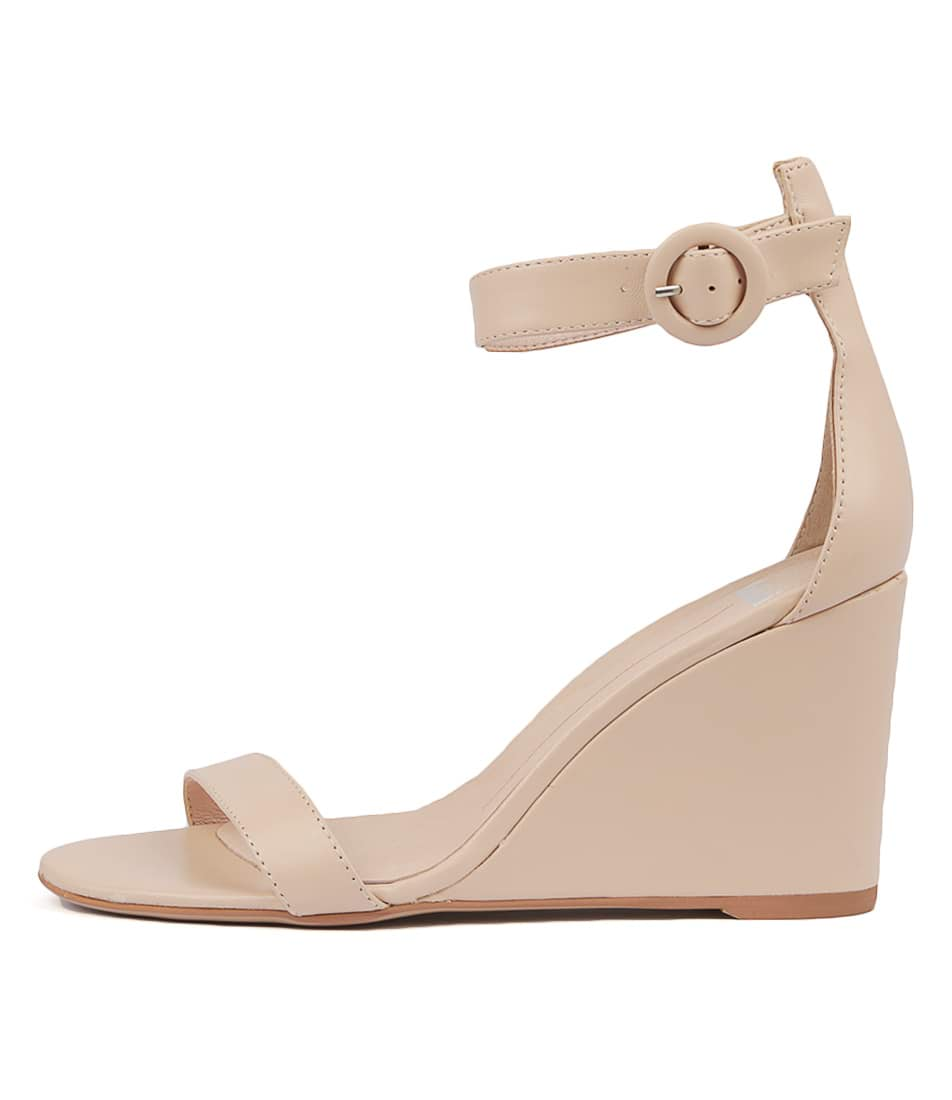 Buy Mollini Elysian Nude Heeled Sandals online with free shipping