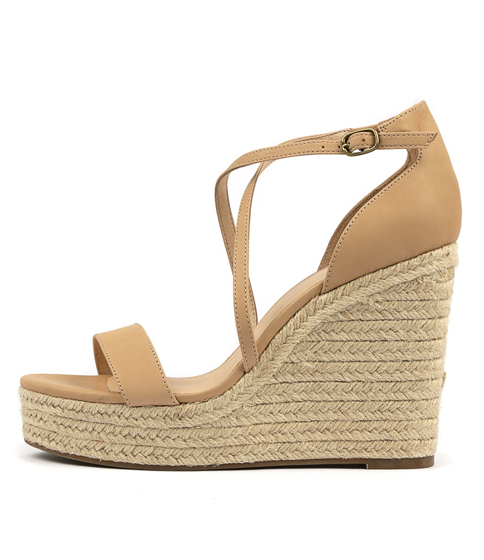 Buy Mollini Kizzie Nude Natural Ro Heeled Sandals online with free shipping
