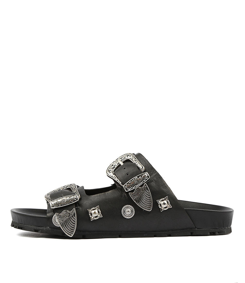 Buy Mollini Nery Black Heeled Sandals online with free shipping