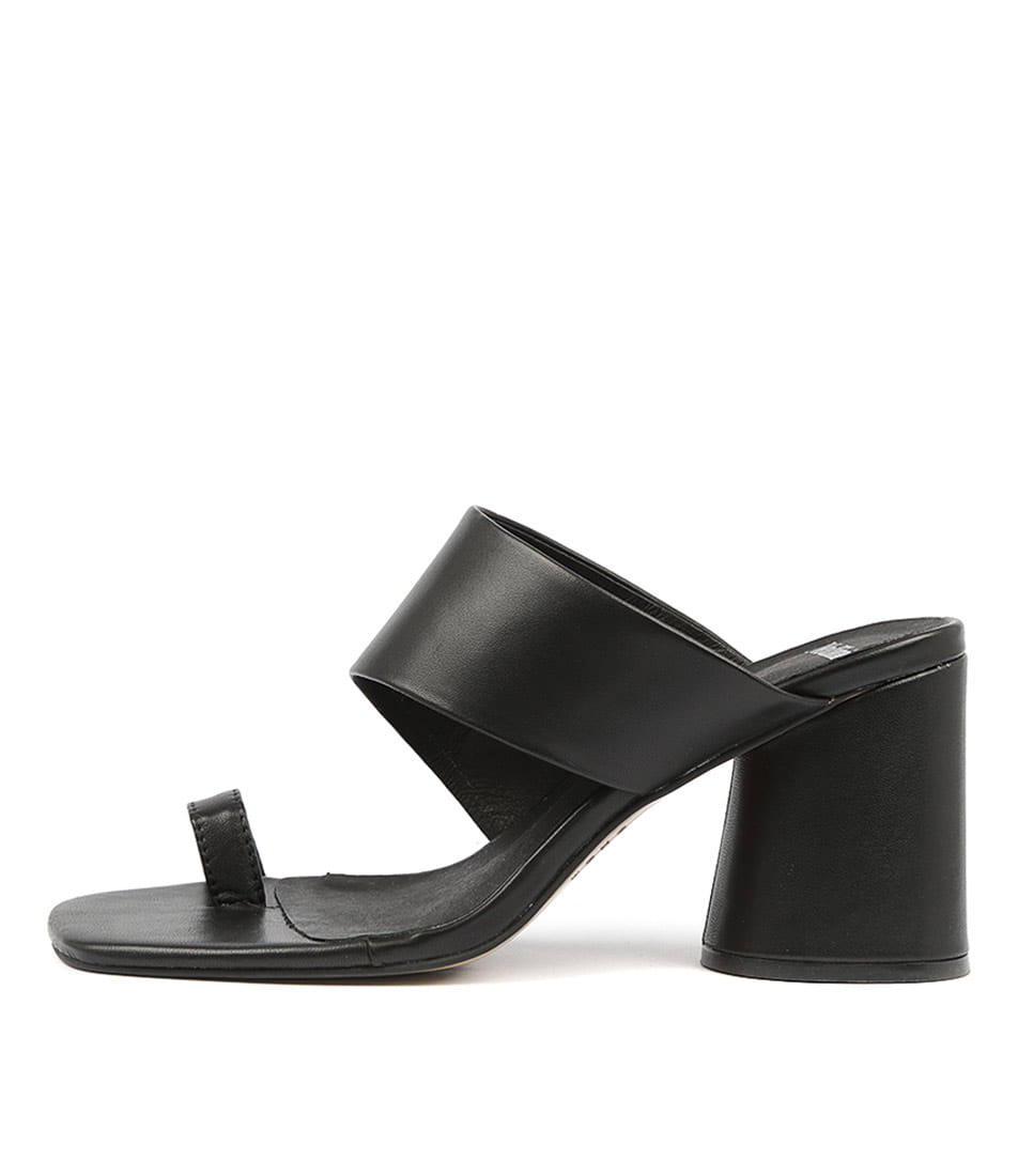 Buy Mollini Normand Black Heeled Sandals online with free shipping