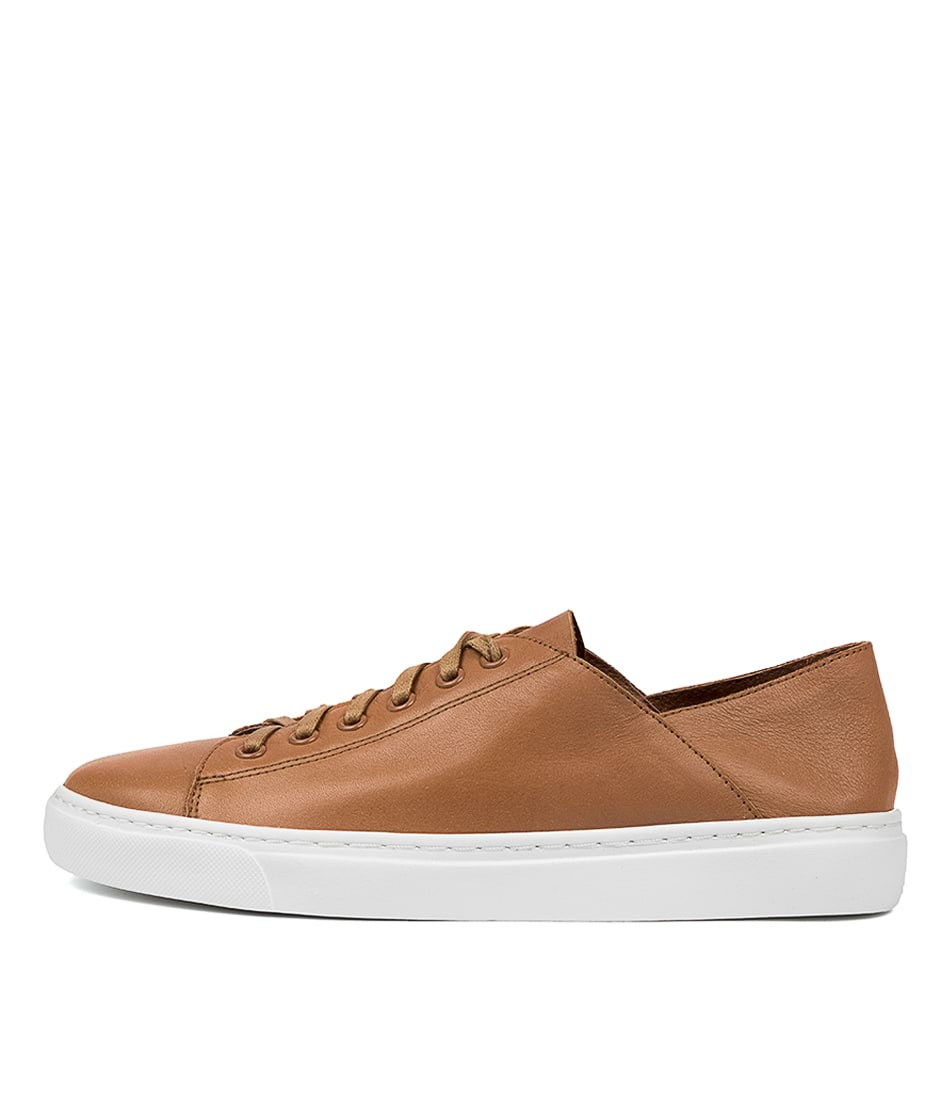 Buy Mollini Oskher Dk Tan Sneakers online with free shipping