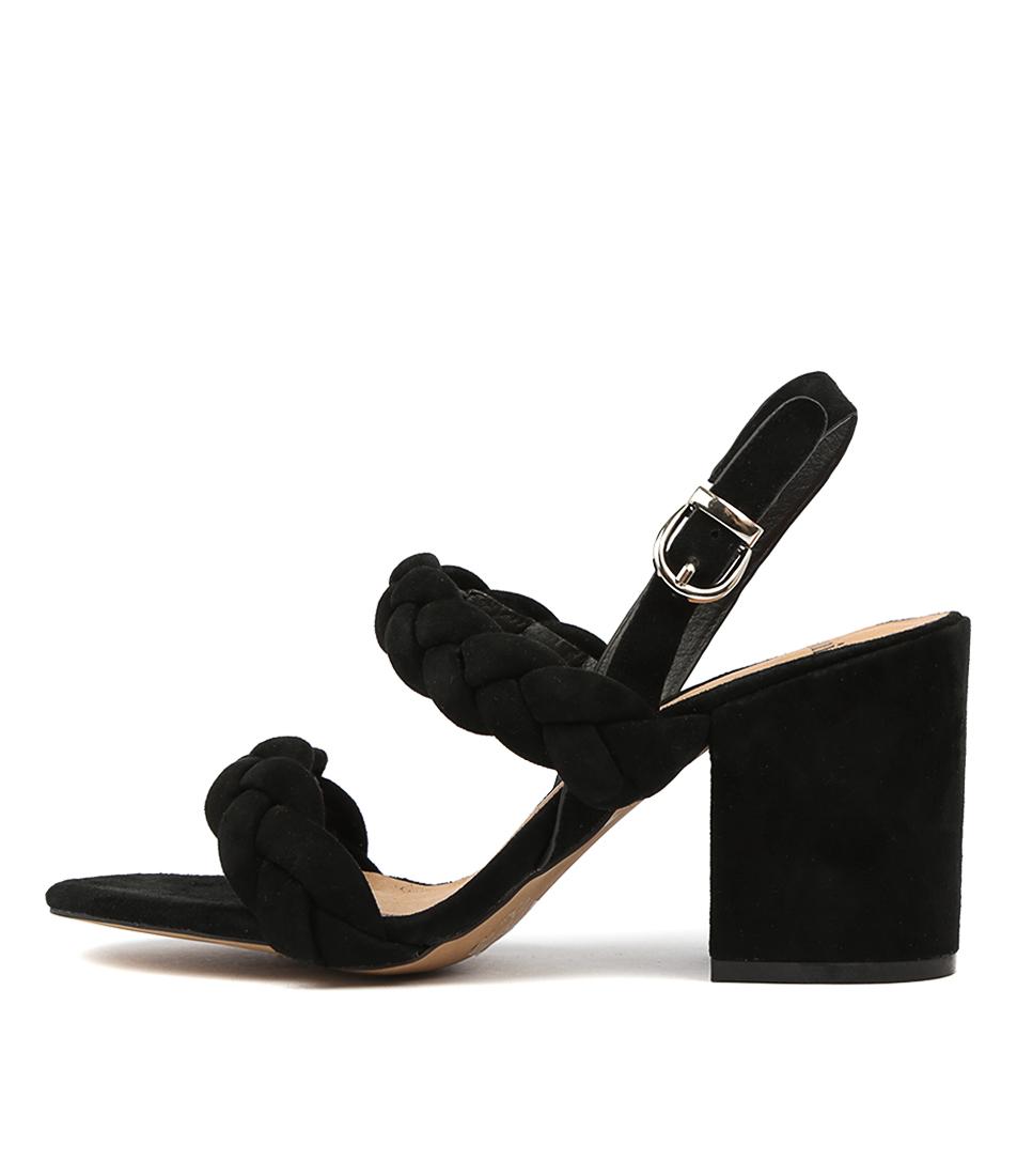 Buy Mollini Tineesha Black Heeled Sandals online with free shipping