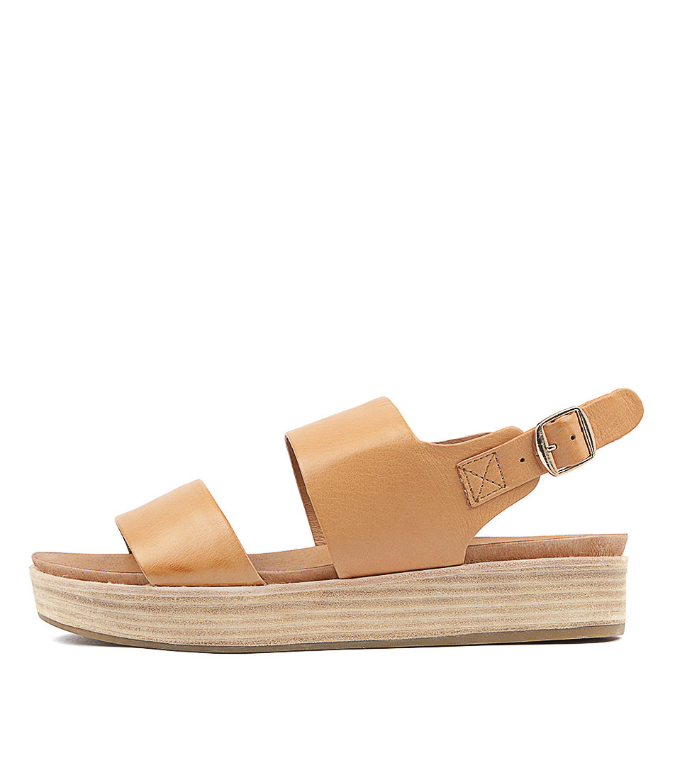 Buy Mollini Willia Tan Heeled Sandals online with free shipping