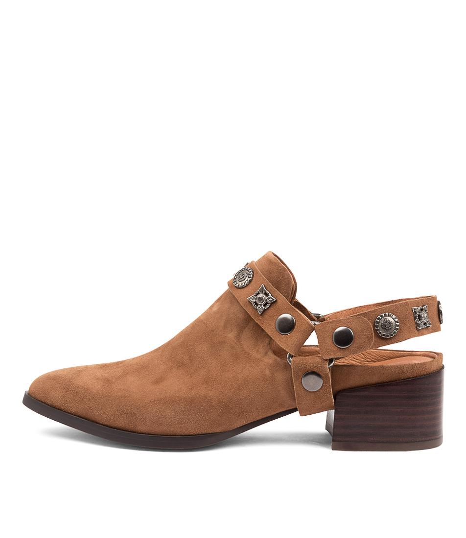 Buy Mollini Delano Lt Choc High Heels online with free shipping