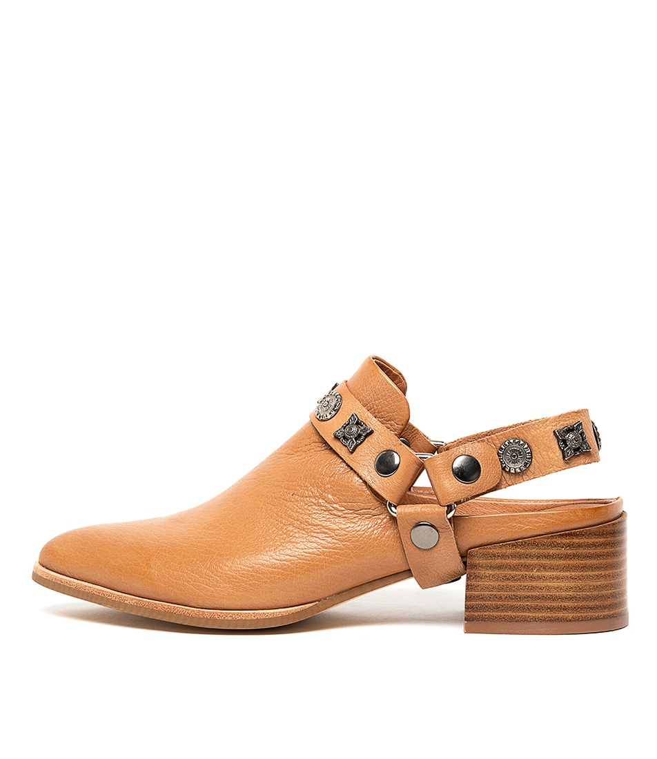 Buy Mollini Delano Dk Tan High Heels online with free shipping