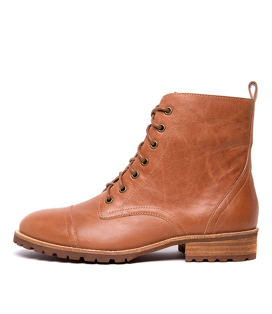 Buy Mollini Rayden Tan Ankle Boots online with free shipping