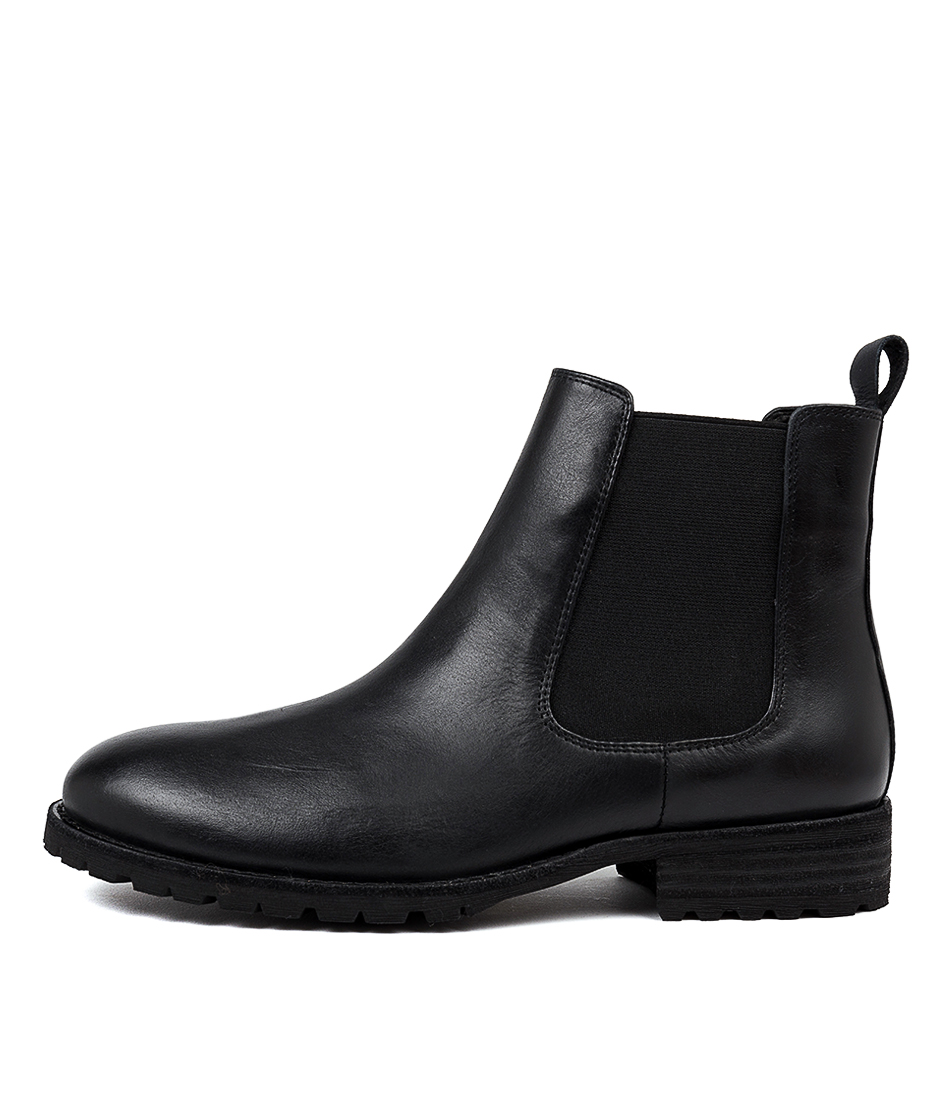 Buy Mollini Reesse Black Ankle Boots online with free shipping