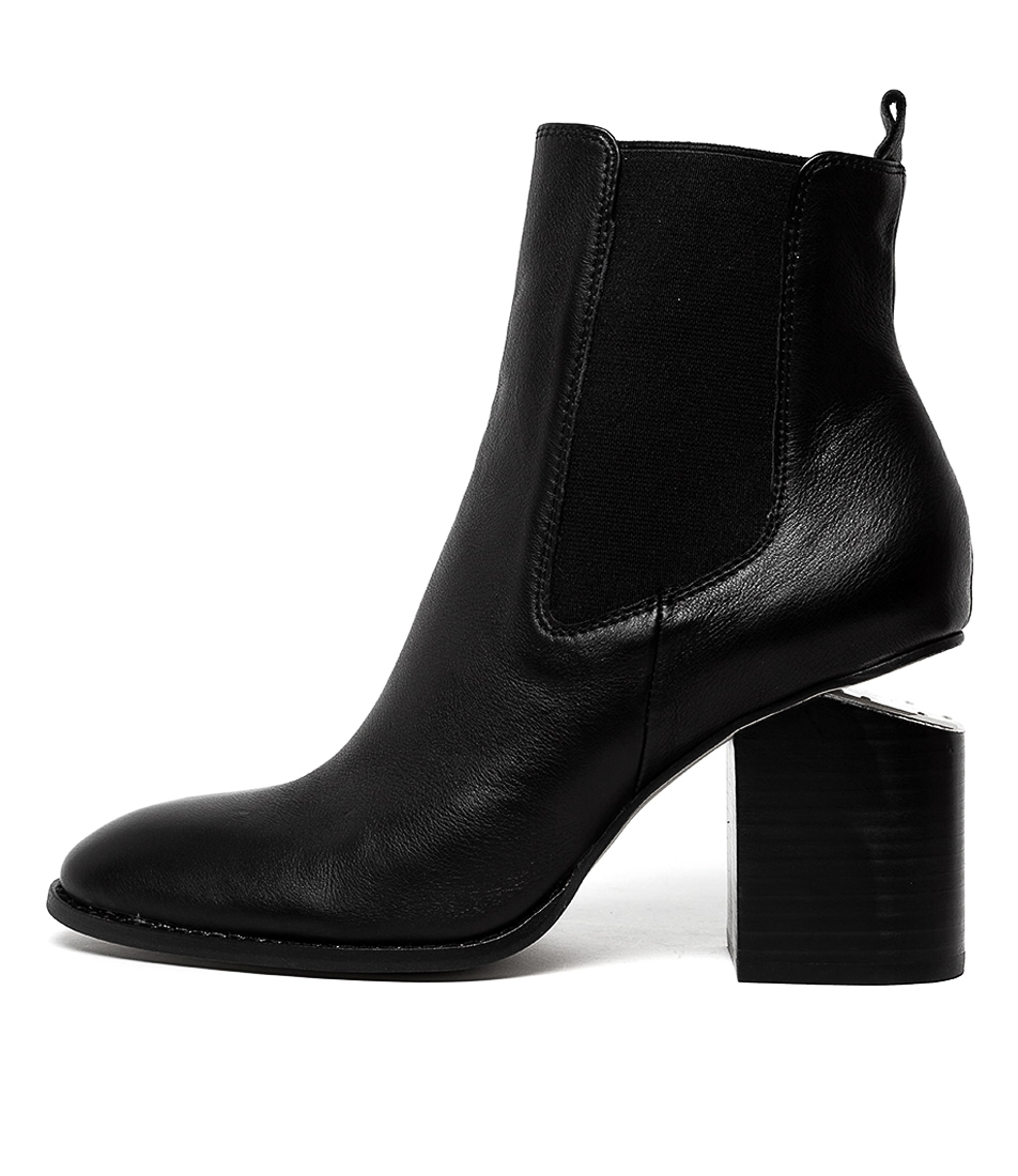 Buy Mollini Vontell Black Ankle Boots online with free shipping