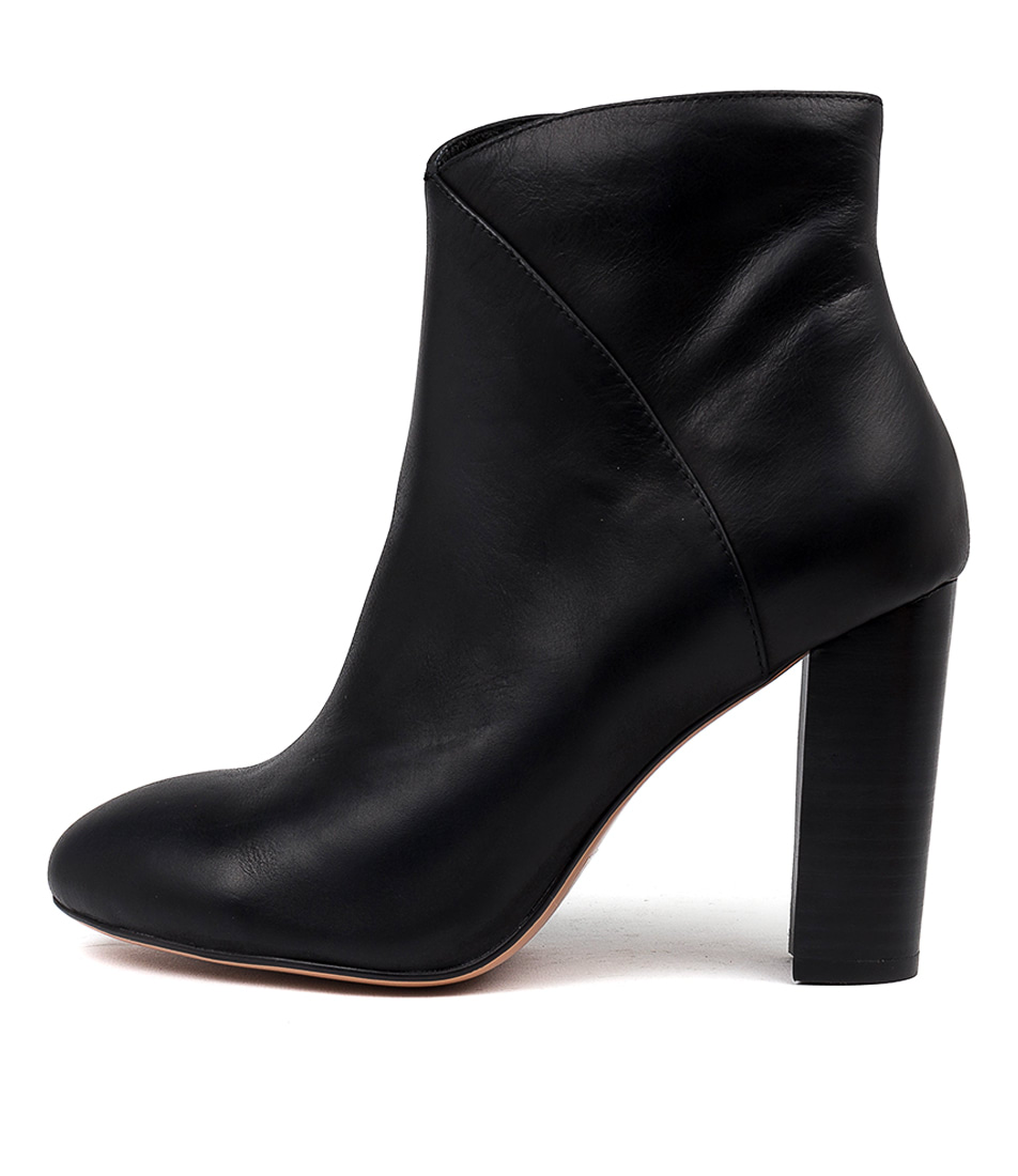Buy Mollini Wyatts Black Ankle Boots online with free shipping