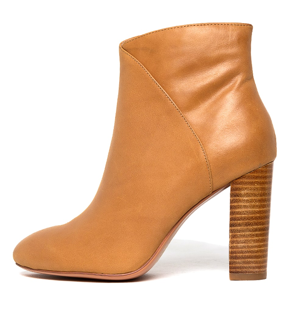 Buy Mollini Wyatts Tan Ankle Boots online with free shipping
