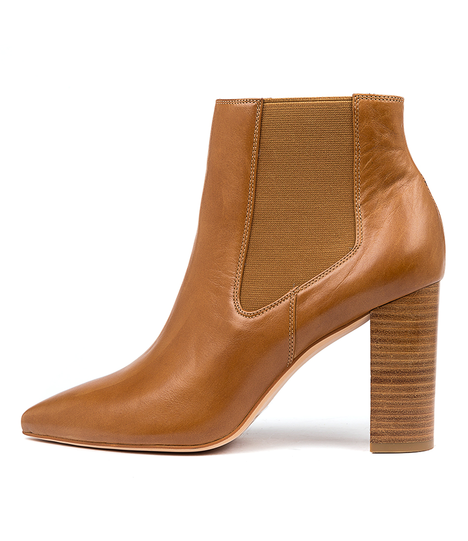 Buy Mollini Casablan Tan Ankle Boots online with free shipping