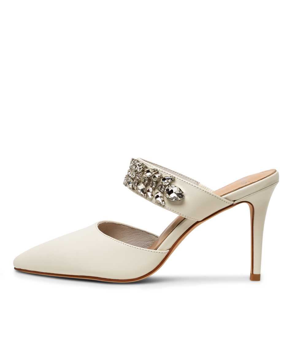 Buy Mollini Kortney Off White High Heels online with free shipping