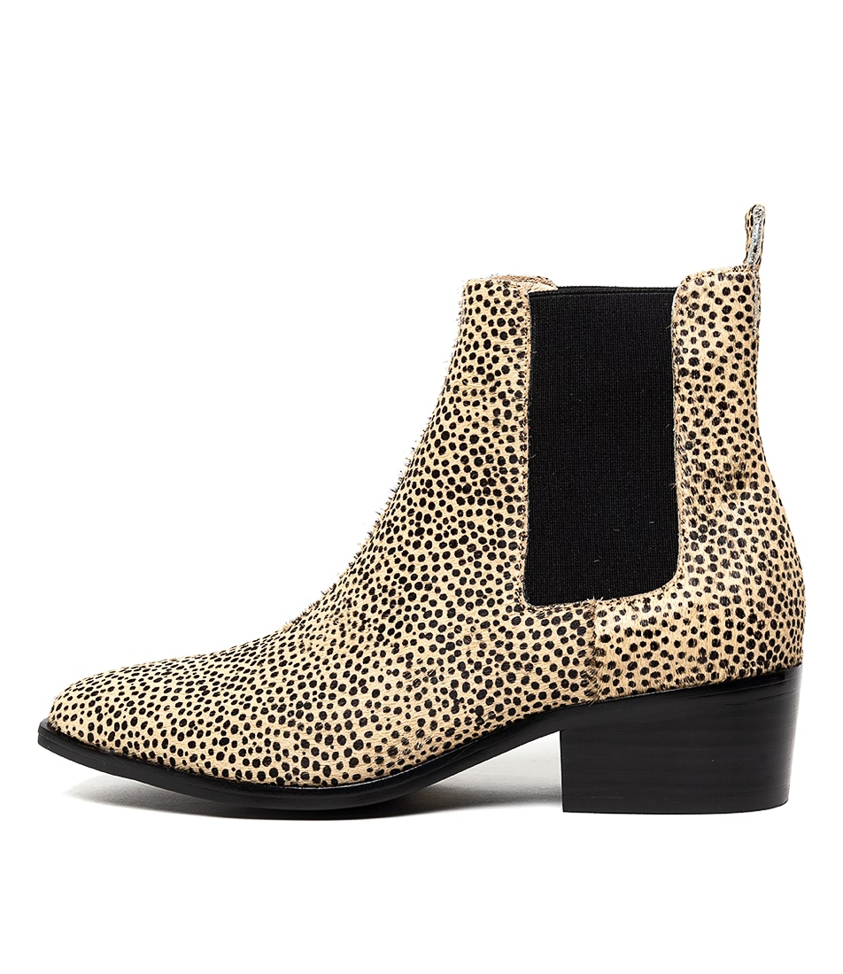 Buy Mollini Lagos Speckled Ankle Boots online with free shipping