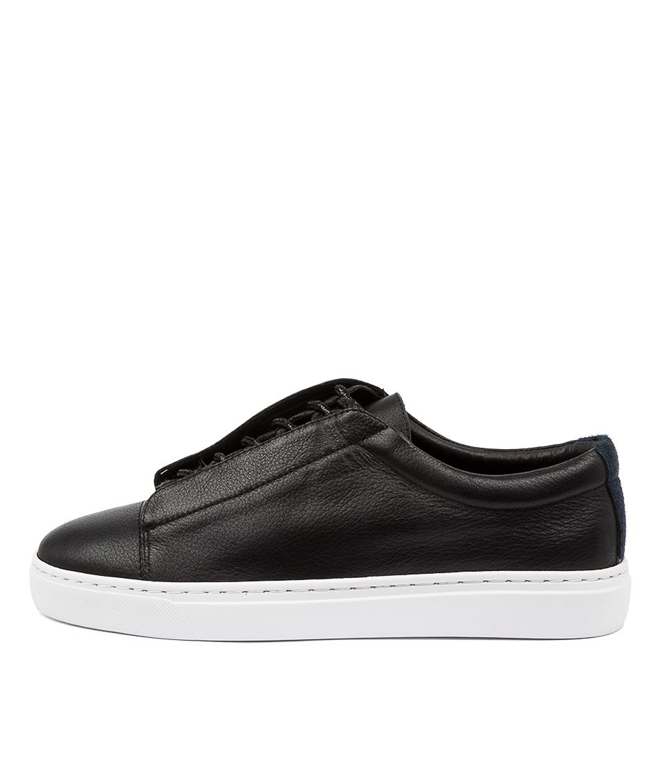 Buy Mollini Oarmie Black Blue Speckle Sneakers online with free shipping