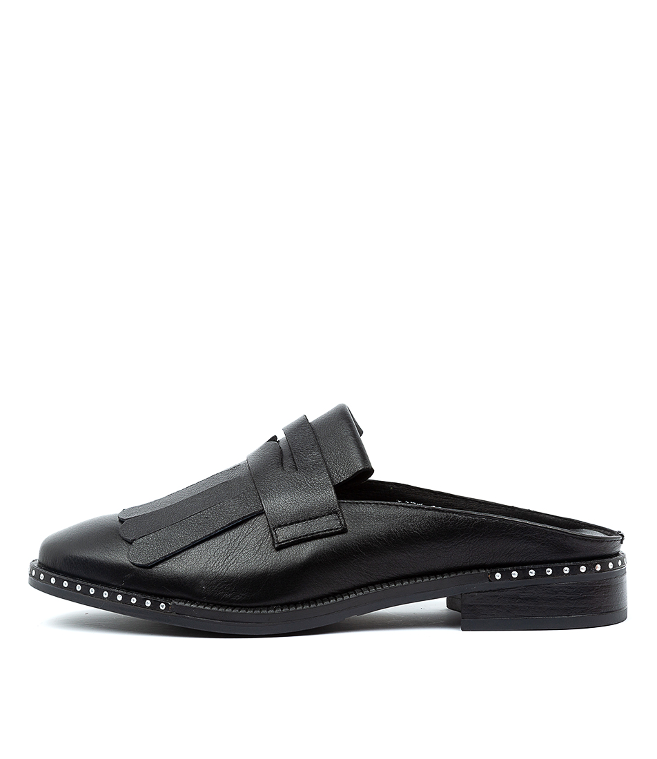 Buy Mollini Tobe Black Flats online with free shipping